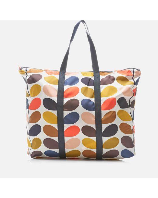 Orla Kiely Travel Bag Uk