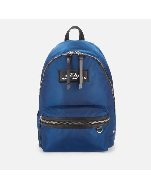 Marc Jacobs Blue The Large Backpack
