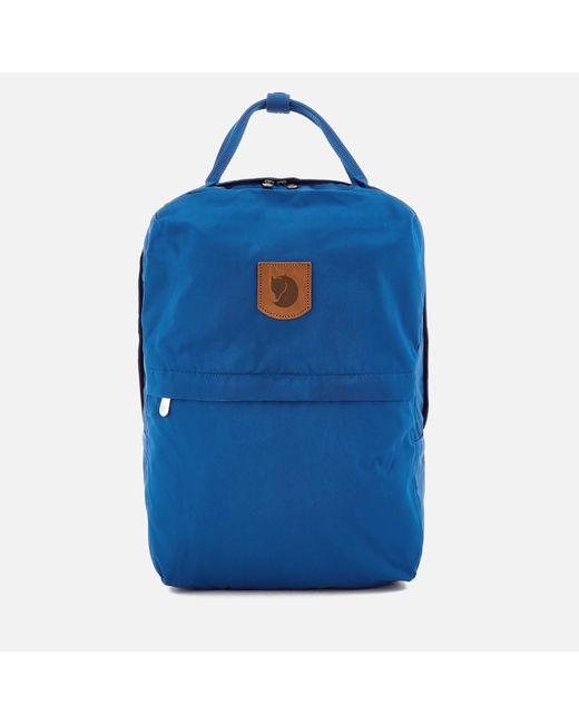 Fjallraven - Blue Greenland Zip Large Backpack - Lyst