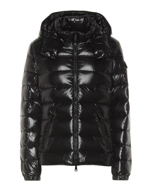 Moncler Black Brethil Down-filled Shell Jacket