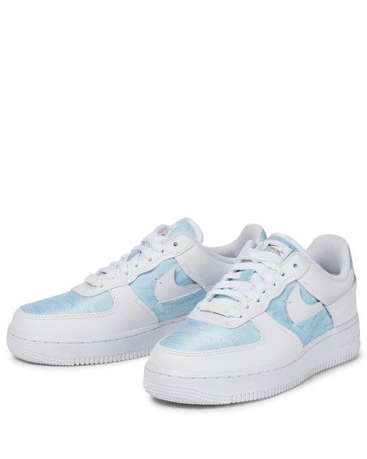 Baskets Air Force 1 LXX en cuir Cuir Nike en coloris Blanc - Lyst