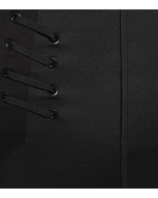 Leggings a vita alta di Nike in Black