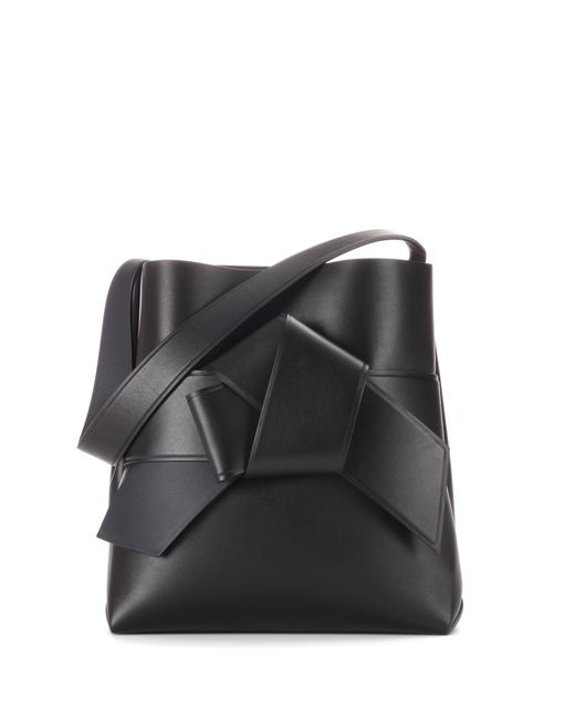 Acne - Black Exclusive To Mytheresa. Com – Musubi Leather Shopper - Lyst