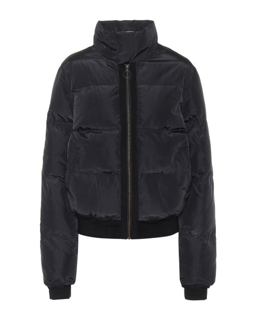 The Upside Black Padded Jacket