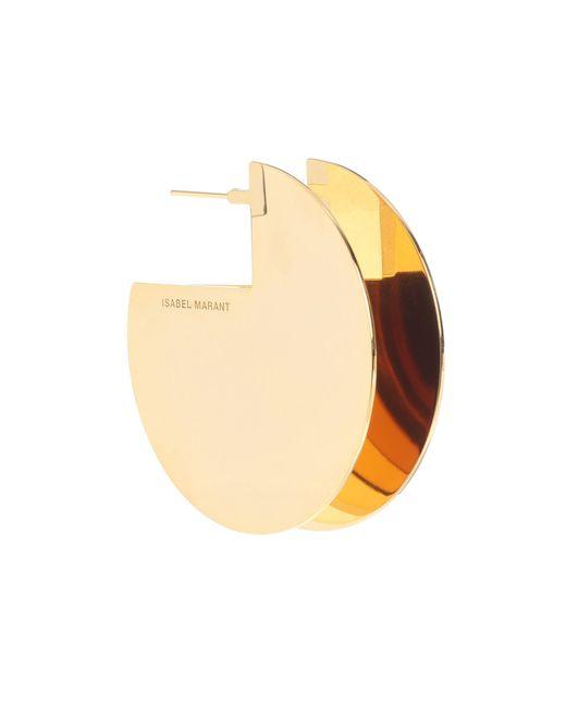 Isabel Marant - Metallic Oreille Earrings - Lyst