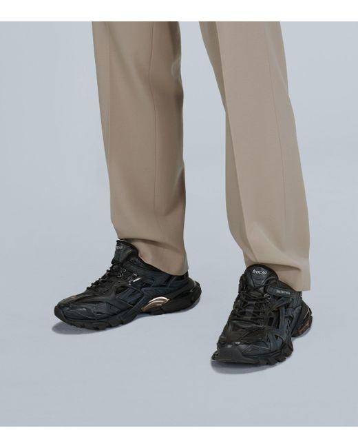 Balenciaga Track.2 Sneaker in Black für Herren