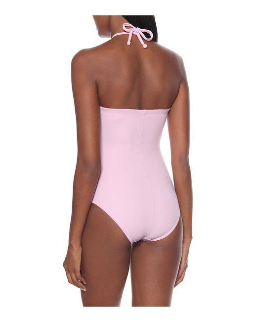 Costume intero di Karla Colletto in Pink