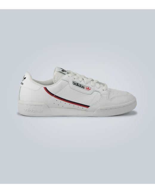 Baskets Continental 80 Adidas pour homme en coloris White