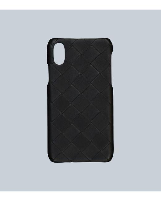 Bottega Veneta IPHONE XS ETUI in Black für Herren