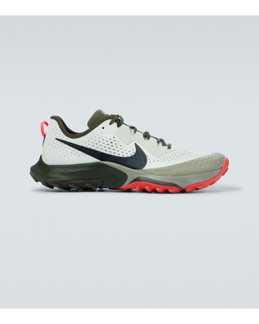 Nike Multicolor Air Zoom Terra Kiger 7 Sneakers for men