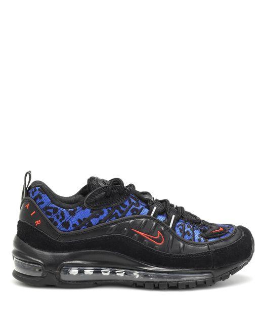 Nike Black Sneakers Air Max 98 Premium