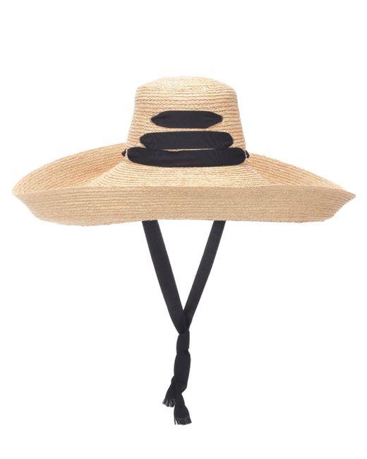 Lola Hats Multicolor Espartina Raffia Hat