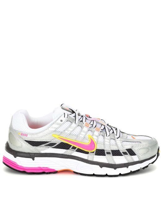 discount sale new release new cheap Damen Sneakers P-6000 in mettallic