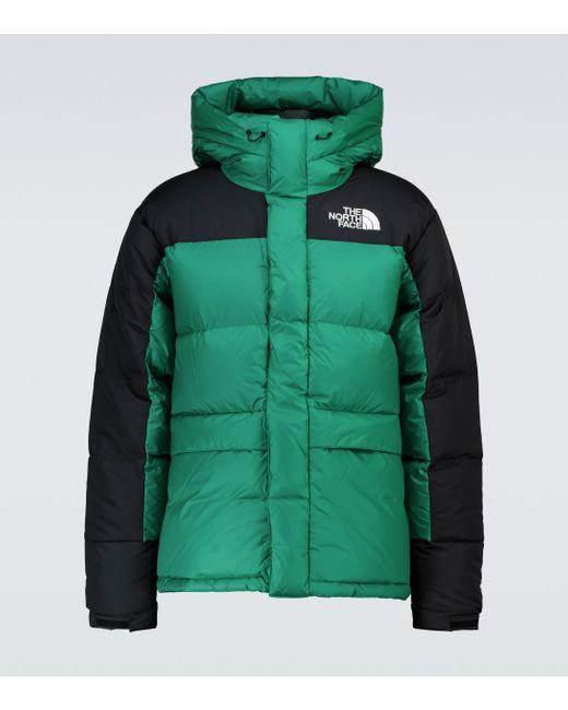 The North Face Green Retro Himalayan Parka Jacket
