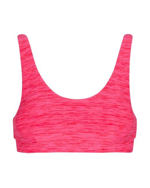 The Upside Pink Sport-BH Saanvi Daisy