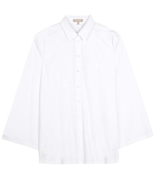 Michael Kors - White Cotton Shirt - Lyst
