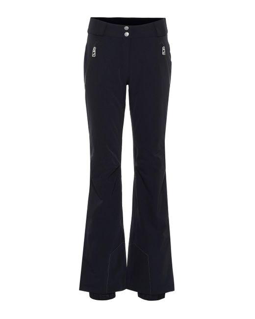 Toni Sailer Black Victoria High-rise Ski Pants