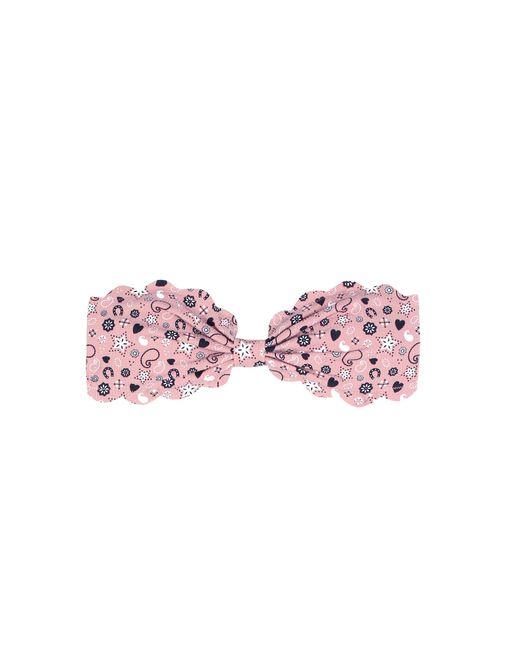 Marysia Swim | Pink Antibes Printed Bikini Top | Lyst