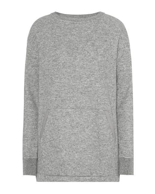 Loro Piana   Gray Kiley Cashmere Sweater   Lyst