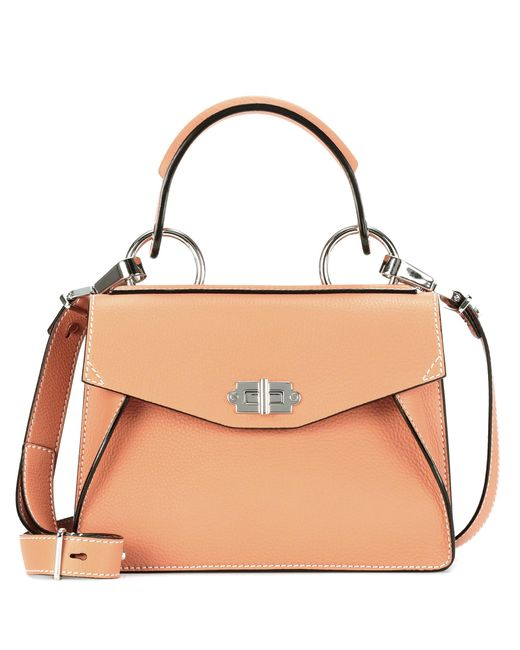 Proenza Schouler | Natural Hava Leather Bag | Lyst