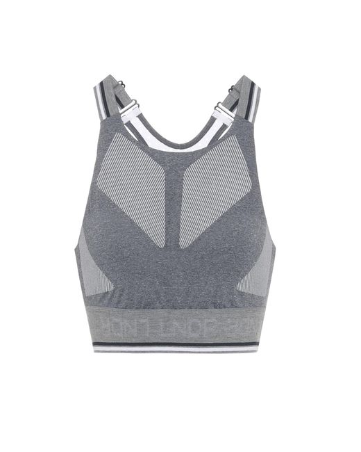 LNDR | Gray Glide Sports Bra | Lyst