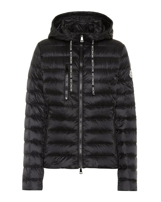 Moncler Black Seoul Down Jacket