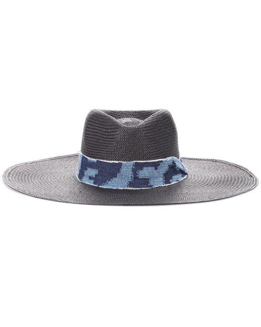 Rag & Bone | Black Straw Hat | Lyst