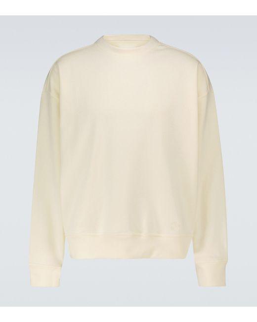 Sweat-shirt en coton Jil Sander pour homme en coloris Natural