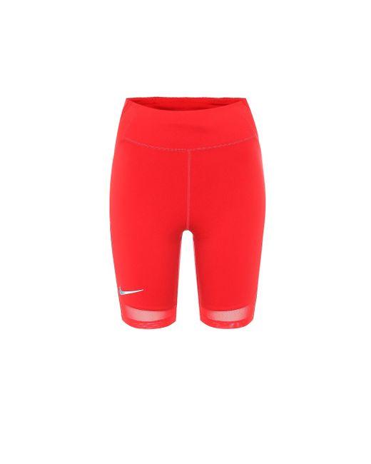 Short de cycliste City Ready Nike en coloris Red