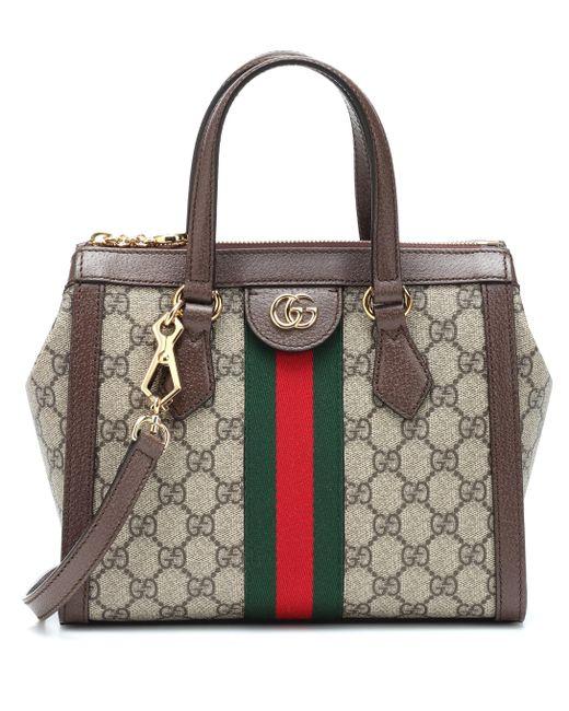 8a23066db5b8 Gucci - Multicolor Ophidia GG Supreme Tote - Lyst ...
