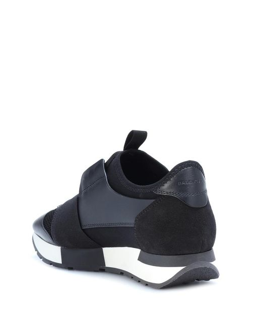 Sneaker Speed Jacquard di Balenciaga in Black