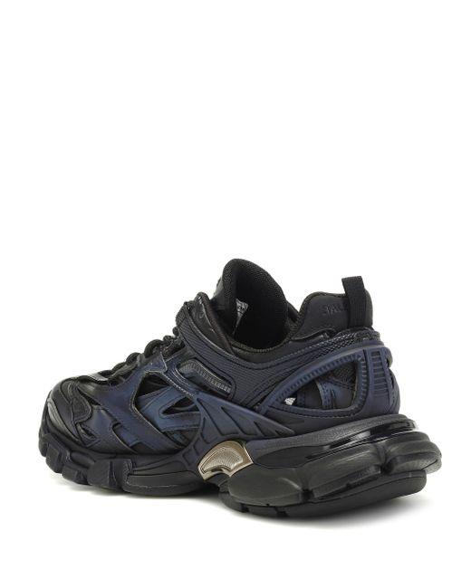 Balenciaga Black Track.2 Sneaker