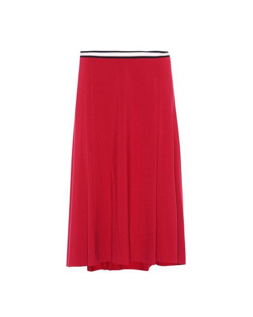 Dorothee Schumacher - Red Effortless Chic Skirt - Lyst