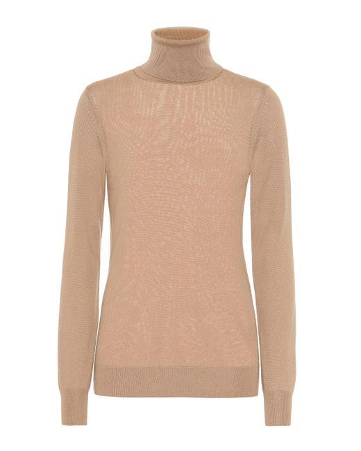 Women's Natural Piuma Cashmere Sweater