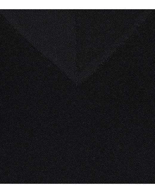 Body Alaïa en coloris Black