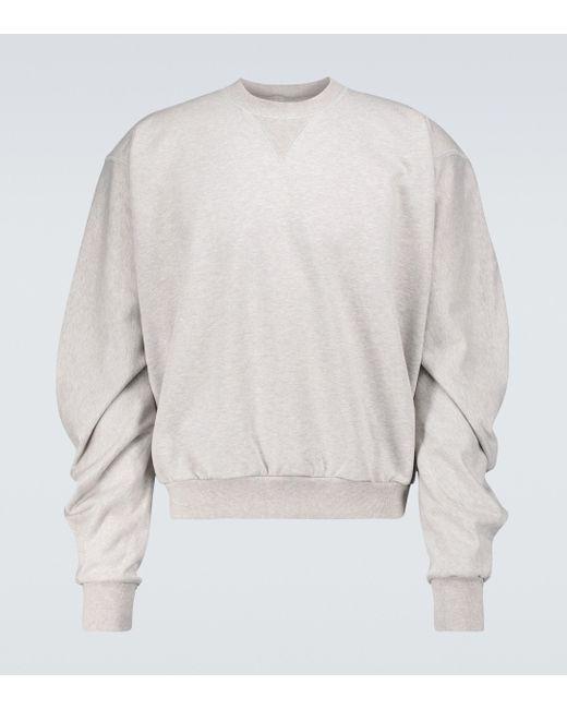 Maison Margiela Multicolor Firm Crewneck Sweater for men