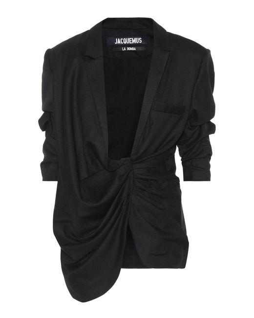 Jacquemus | Black La Veste Bahia Wool Jacket | Lyst