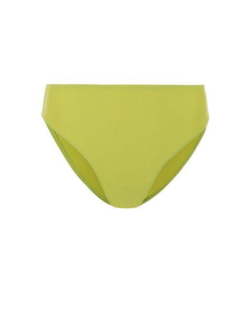 Tropic of C Green Ajuma Bikini Bottoms