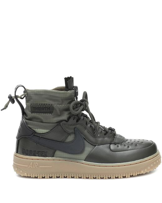 ahorros fantásticos Venta barata rico y magnífico Nike Air Force 1 Winter Gore-tex Ankle Boots in Green - Lyst
