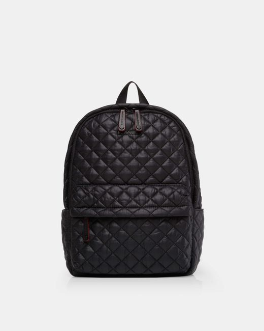 MZ Wallace Black City Backpack