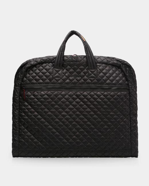 MZ Wallace Black Michael Garment Bag