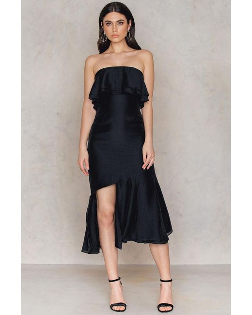 Keepsake | Black Remind Me Dress | Lyst