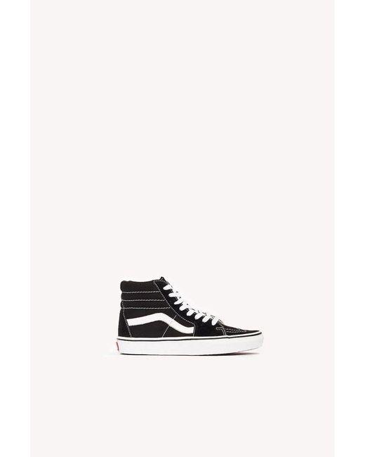 Vans | Black Sk8-hi | Lyst