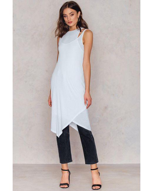 Cheap Monday - Freer Dress White - Lyst