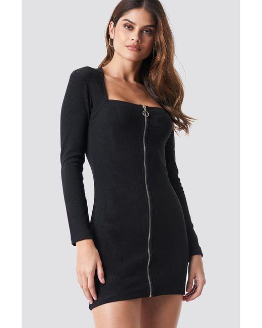 e319e13f5bc Lyst - Motel Rocks Leah Mini Dress Black in Black