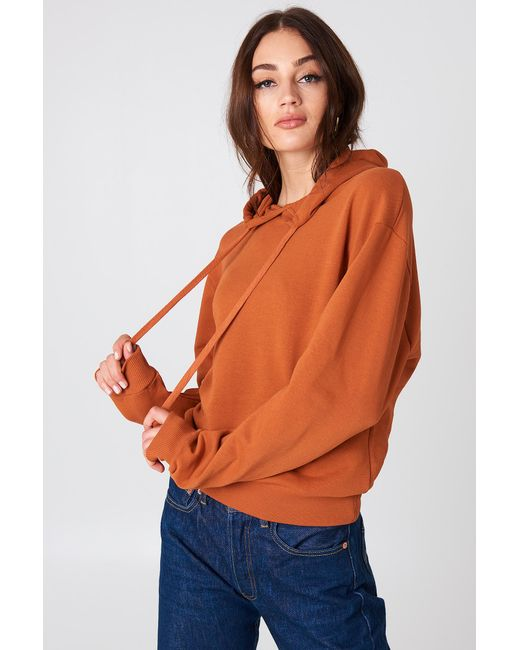 NA-KD - Multicolor Basic Hoodie - Lyst