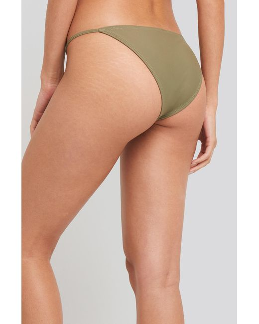 NA-KD Multicolor Swimwear Bikini-Höschen Mit Dünnen Bändern