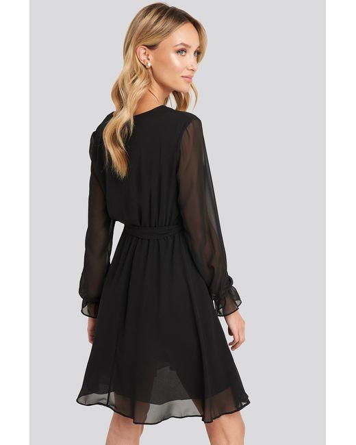 Trendyol Black Minikleid
