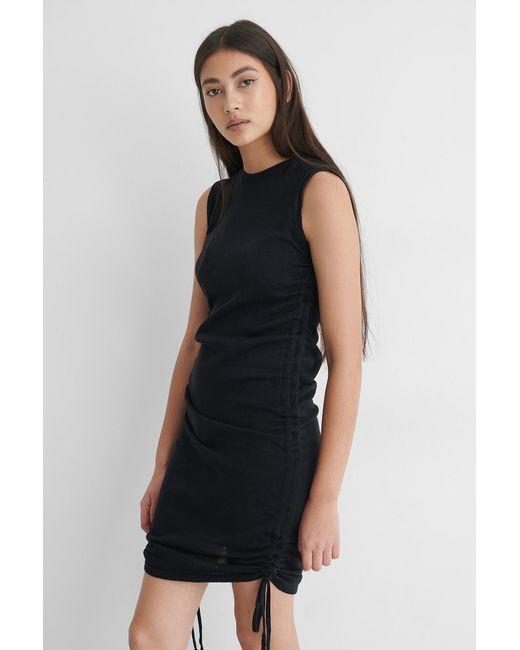 Trendyol Mini-jurk Met Trekkoord in het Blue