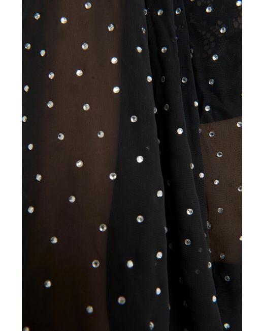 Trendyol Stone Printed Blouse in het Black